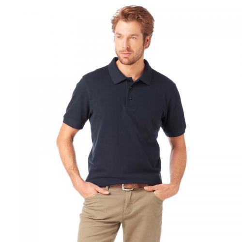 Grey Connection - Polo manches courtes maille piquée homme Grey Connection - Bleu - T-shirt / Polo