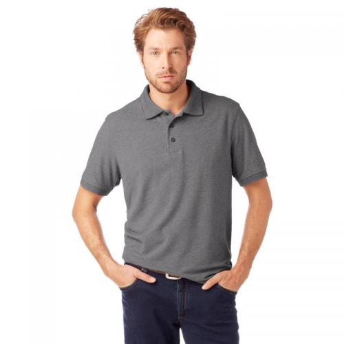 Grey Connection - Polo manches courtes maille piquée homme Grey Connection - Gris - T-shirt / Polo