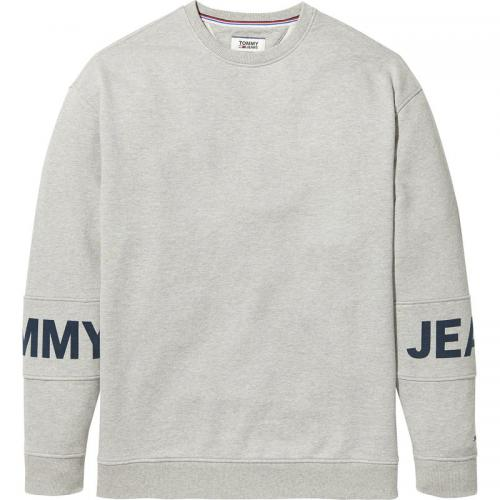 Hilfiger Denim - Sweat col rond homme Hilfiger Denim - Gris Clair - Vêtements homme