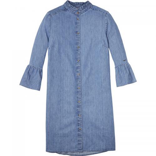 Hilfiger Denim - Robe chemise denim femme Hilfiger Denim - Bleu - Hilfiger Denim