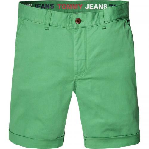 Hilfiger Denim - Short chino homme Hilfiger Denim - Vert - Promos vêtements homme