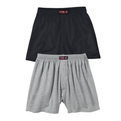 H.I.S - LOT DE 2 BOXERS HIS STYL - Sous-vêtements homme 3d3dc684126