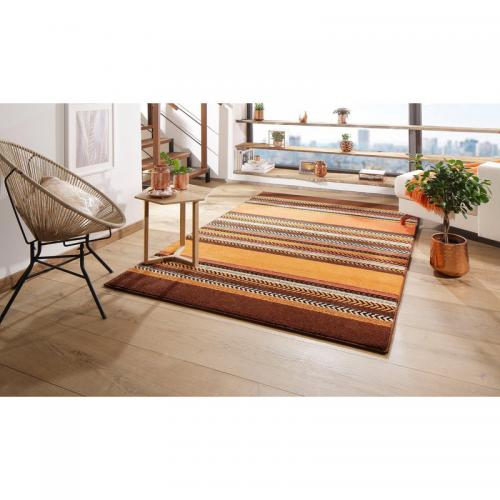 Home Affaire - Tapis Keanu Home Affaire - Orange - Soldes