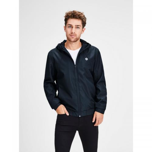 Jack & Jones - Blouson col montant homme Jack&Jones - Bleu Marine - Jack and Jones