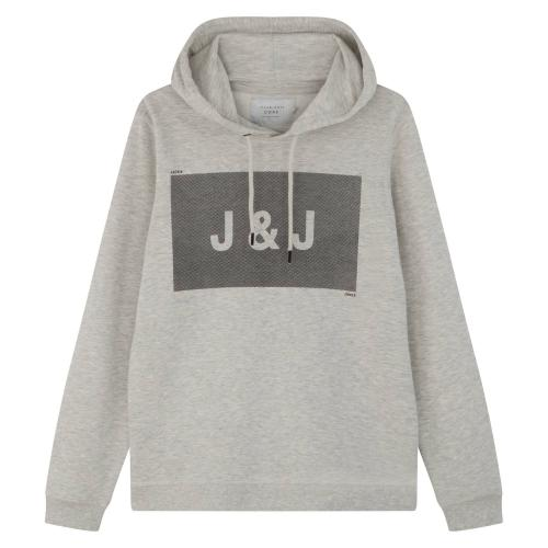 Jack & Jones - Sweat à capuche molleton homme Jack & Jones - Pull / Gilet / Sweatshirt