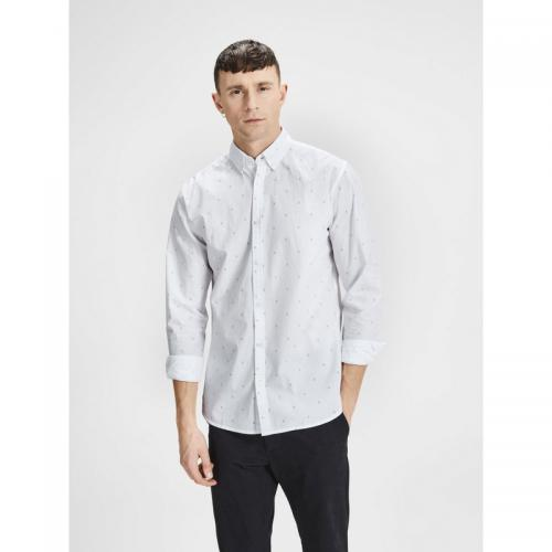 Jack & Jones - Chemise manches longues homme Jack & Jones - Blanc - Jack and Jones