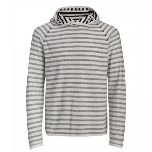 Jack & Jones - Pull à capuche homme Jack & Jones - Blanc - Jack and Jones