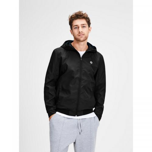 Jack & Jones - Blouson col montant homme Jack&Jones - Noir - Jack and Jones