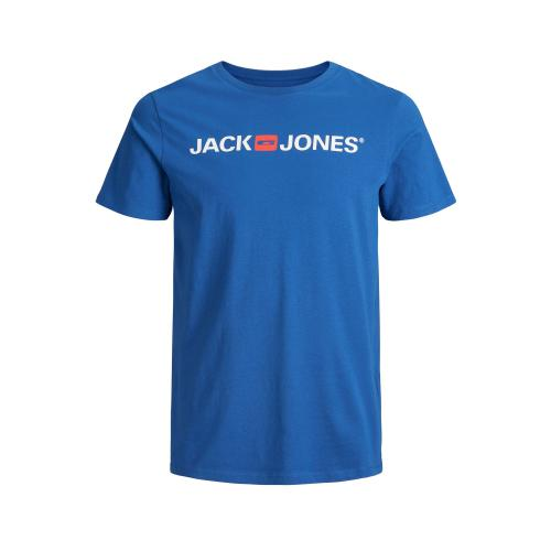 Jack & Jones - T-shirt manches courtes homme Jack&Jones - Bleu - Jack and Jones