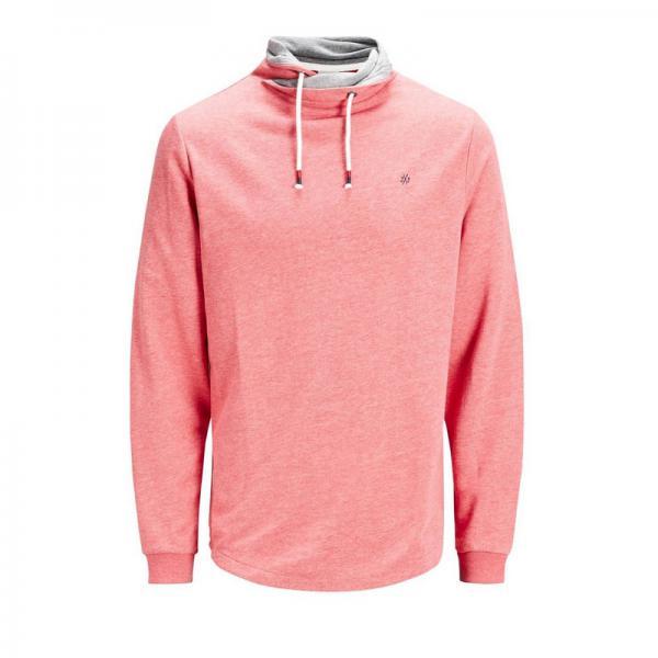 Sweat à col montant homme Jack&Jones - Rouge Jack & Jones Homme