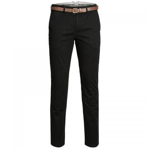Jack & Jones - Pantalon chino Cody regular fit homme Jack&Jones - Noir - Jack and Jones