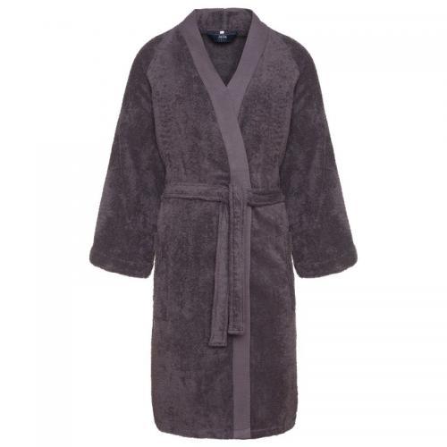 af0530b1f5793 Jalla - Peig éponge col kimono haute qualité extrasoft* coton 320 gm² Jalla  - Gris