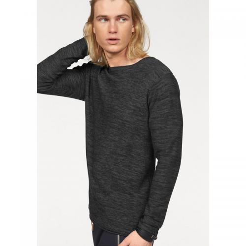John Devin - Pull chiné col rond manches longues homme John Devin - Multicolore - Pulls homme