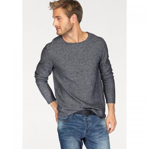 Pull col rond homme John Devin - Multicolore John Devin Homme