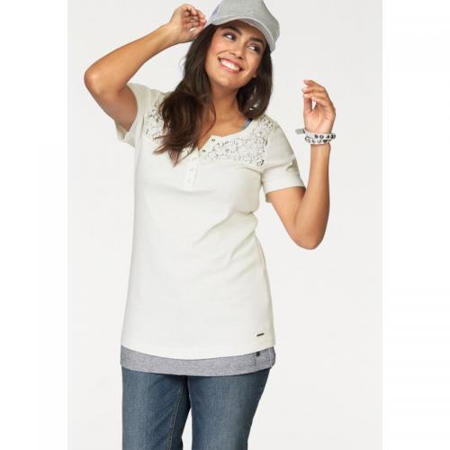 711315a001b4 KangaROOS - Ensemble T-shirt manches courtes et débardeur femme Kangaroos -  Multicolore - T