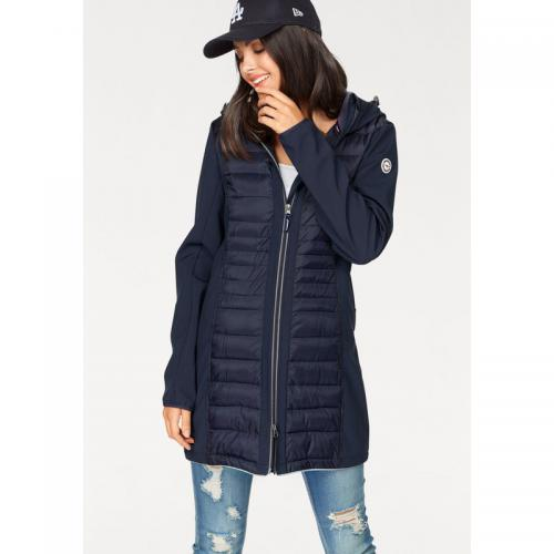KangaROOS - Parka capuche respirante imperméable coupe-vent femme KangaRoos - Marine - Trenchs femme