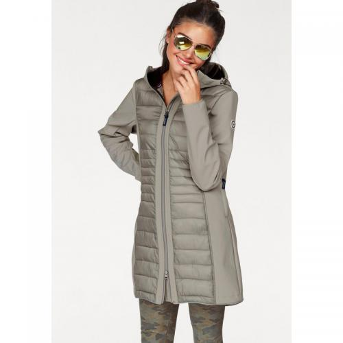 KangaROOS - Parka capuche respirante imperméable coupe-vent femme KangaRoos - Boue - Trenchs femme