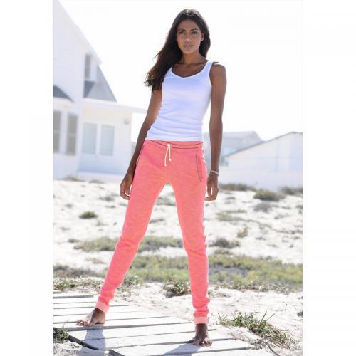 KangaROOS - Pantalon de survêtement femme KangaRoos - rosé - Pantalons de jogging  femme 2384b7aed88