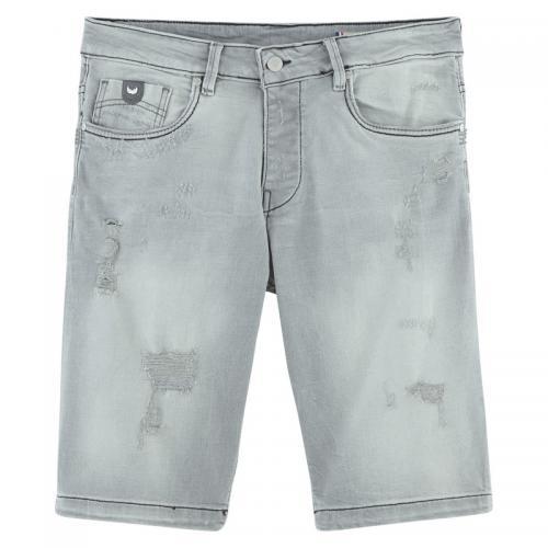 Kaporal 5 - Short en jean homme Kaporal - Bleu - Kaporal 5 f93969846f0