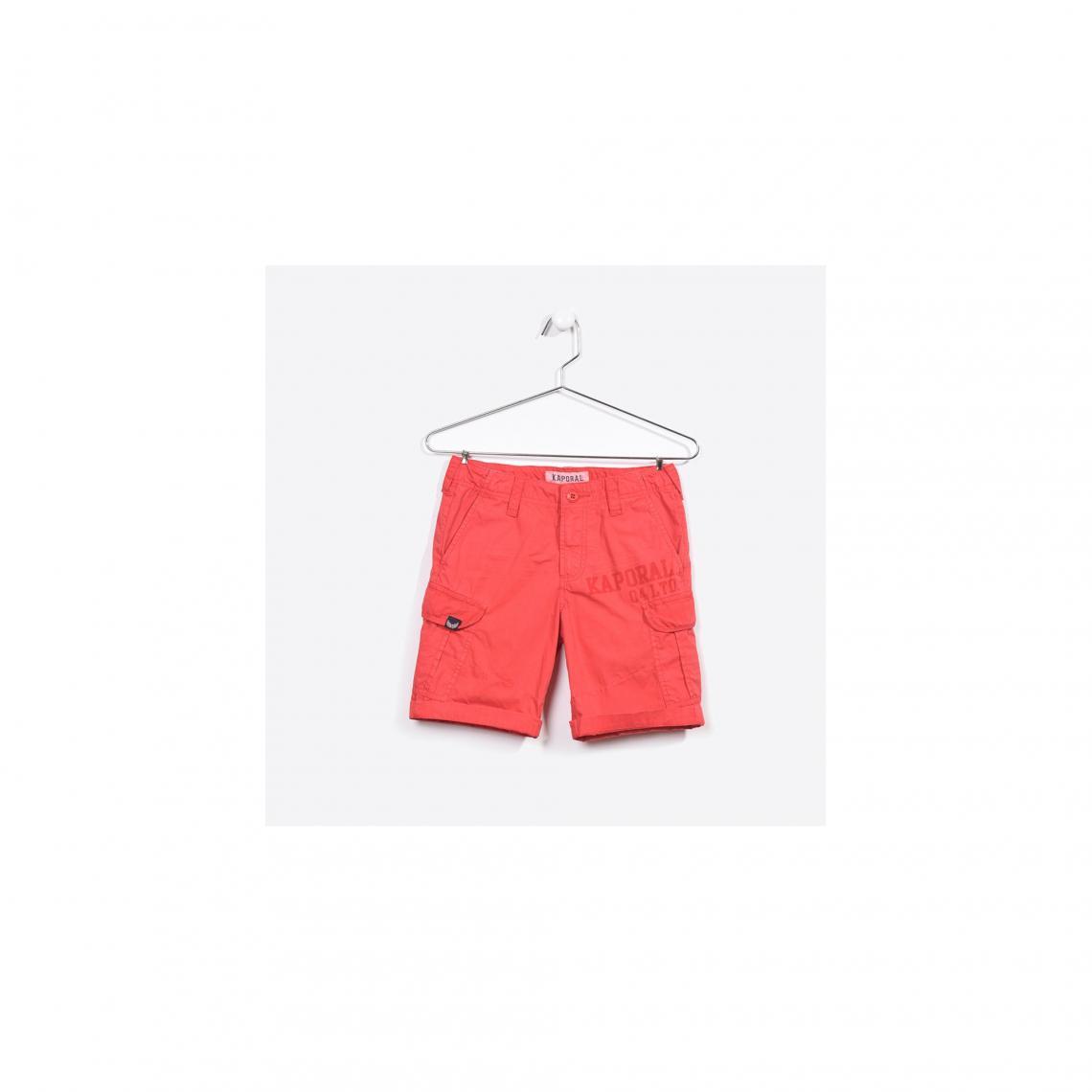 hot sales latest fashion the latest Bermuda garçon Kaporal - Rose | 3 SUISSES