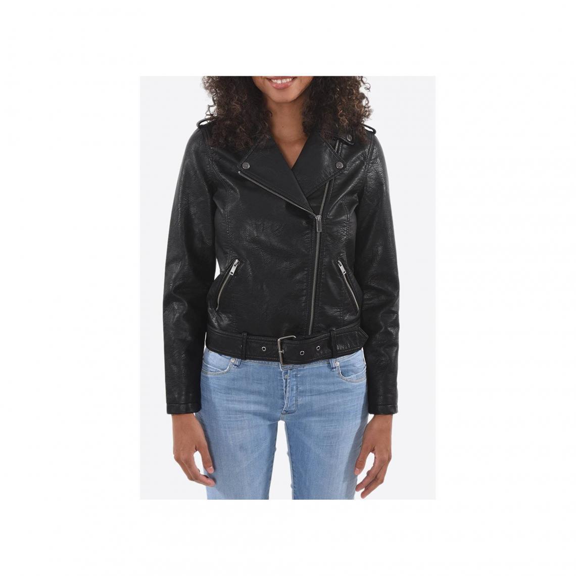 Veste zippée femme Kaporal - Noir Kaporal 5 Femme 9791c884d22c