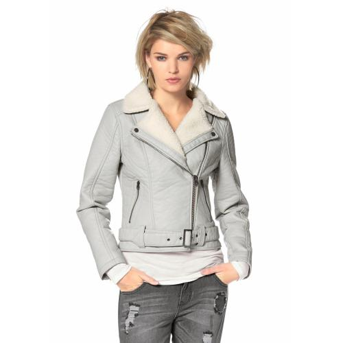 Laura Scott - VESTE MOTARD LAURA S - Vêtements femme