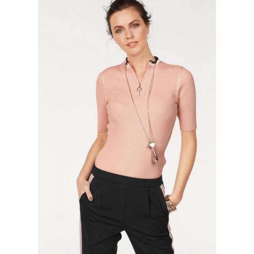 Laura Scott - Pullover femme Laura Scott - Rose - La mode Rose