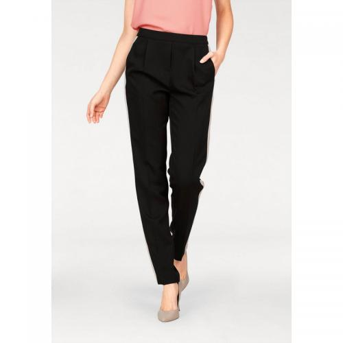 Laura Scott - Pantalon avec bande femme Laura Scott - Rose - Laura Scott