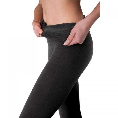 Lot de 2 leggings femme Lavana Thermoleggings - 2 Noir