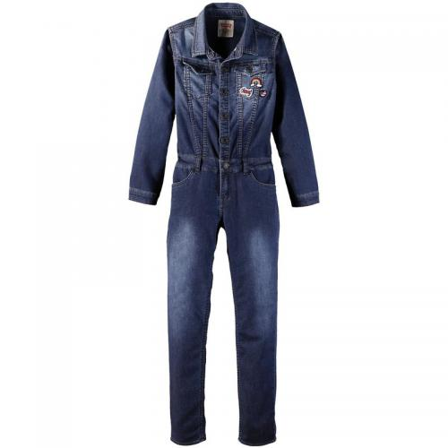 levis kids - Combinaison en jean fille Levi's® Kids - Blue Denim - Vêtements fille
