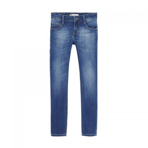 levis kids - Jean skinny 711 fille Levi's® Kids - Blue Denim - Vêtements fille