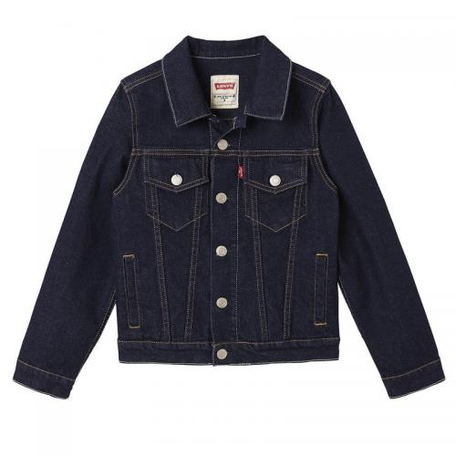 levis kids - Veste en jean Trucker garçon Levi's® Kids - Blue Denim - Mode Enfant