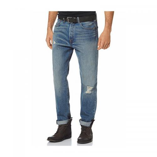 Levi's - Jean Levi's® 501® customised homme longueur US 32 - Jean et denim