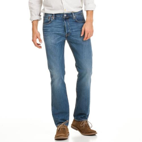 Levi's - Jean 501 original fit US 34 Levis - Vêtements homme