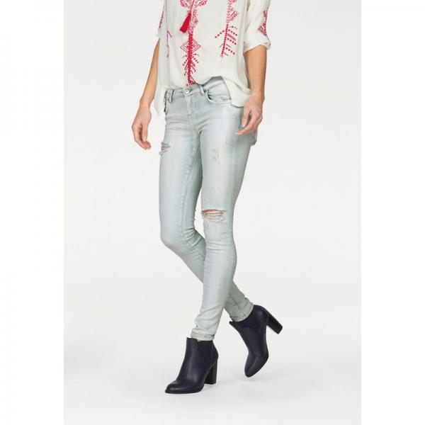 Jean skinny effet destroyed femme Clara LTB - Multicolore LTB Femme