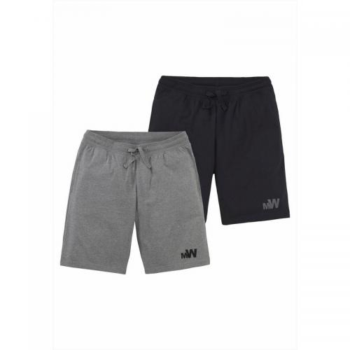 Man's World - Lot de 2 shorts homme Man's World - Multicolore - Bermudas, shorts homme