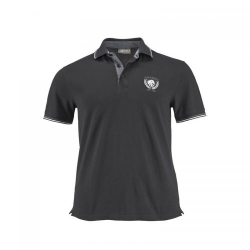 Polo manches courtes homme Man's World - Gris Man's World