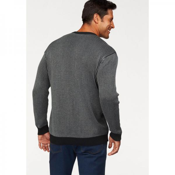 Pulls col rond homme Man's World