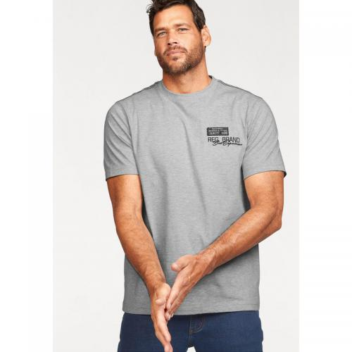 Man's World - Tee-shirt manches courtes impression dos homme Man's World - Multicolore - T-shirt / Polo Imprimé