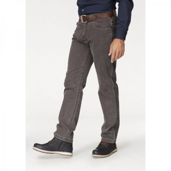 Pantalon 5 poches Man's World pour homme - Marron Man's World Homme
