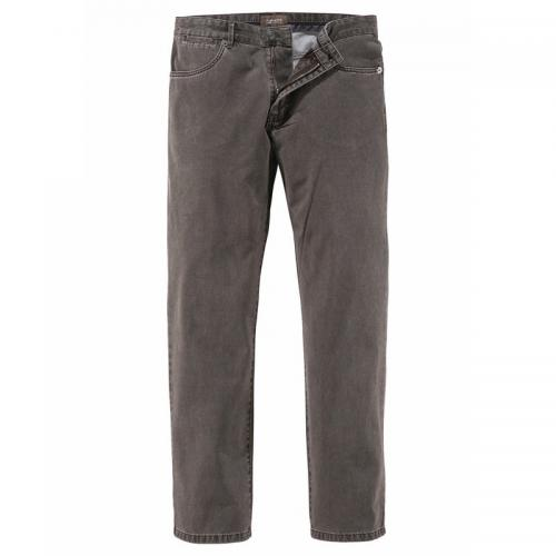 Pantalon 5 poches Man's World pour homme - Marron Man's World