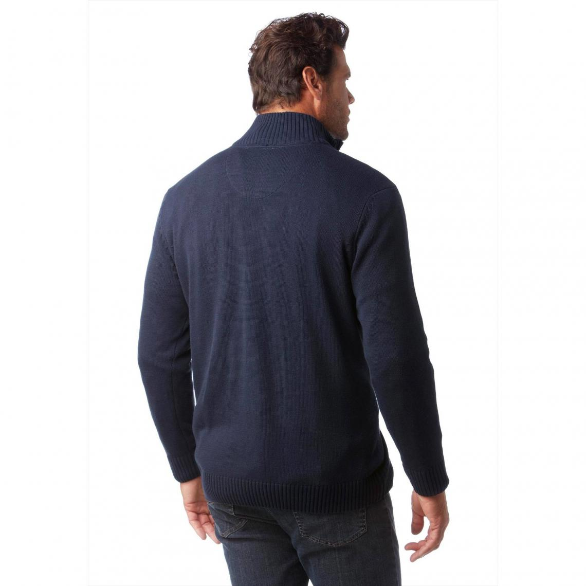 3 suisses pull homme col camionneur