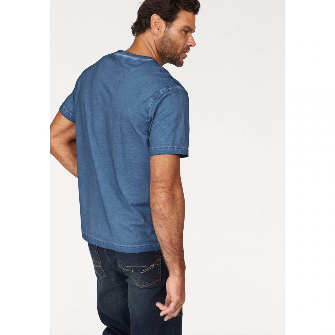 1187132e3c36d T-shirt homme Arizona - Bleu | 3 SUISSES
