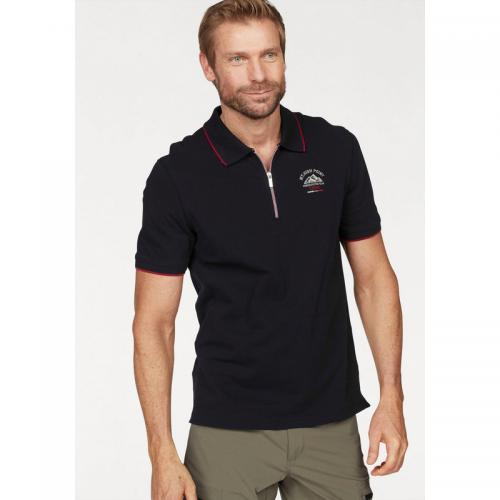 Man's World - Polo homme man's world - Noir - Polo manches courtes