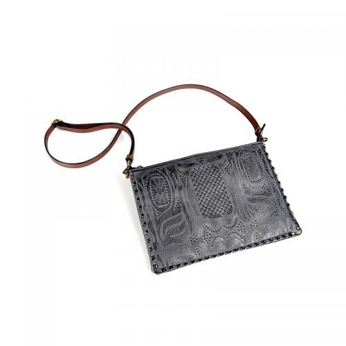 38f2fe74a2 3 SUISSES - Sac à main zippé avec anse et poches femme - Noir - Sac