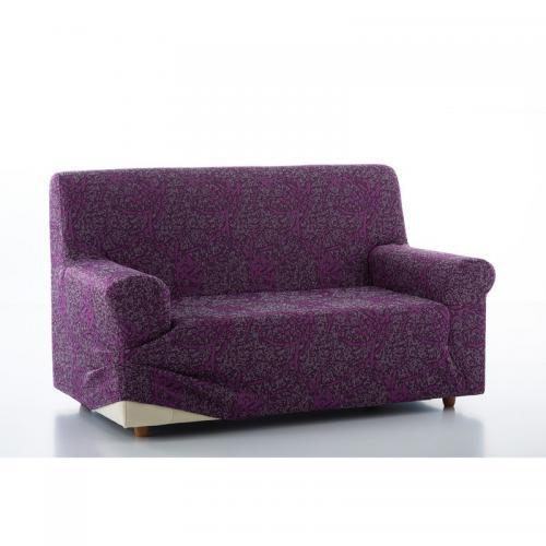 Housses fauteuils et canap s housse de canap s chaises Housse canape 2 places 3 suisses