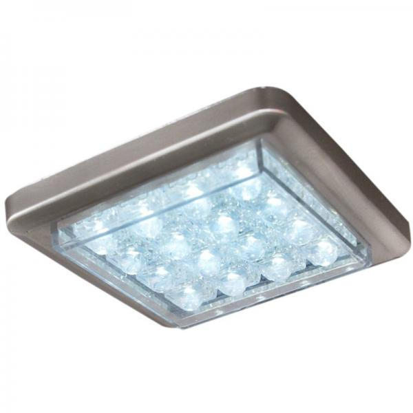 Lot de 2 éages LED - Bleu 3 SUISSES Mobilier Déco