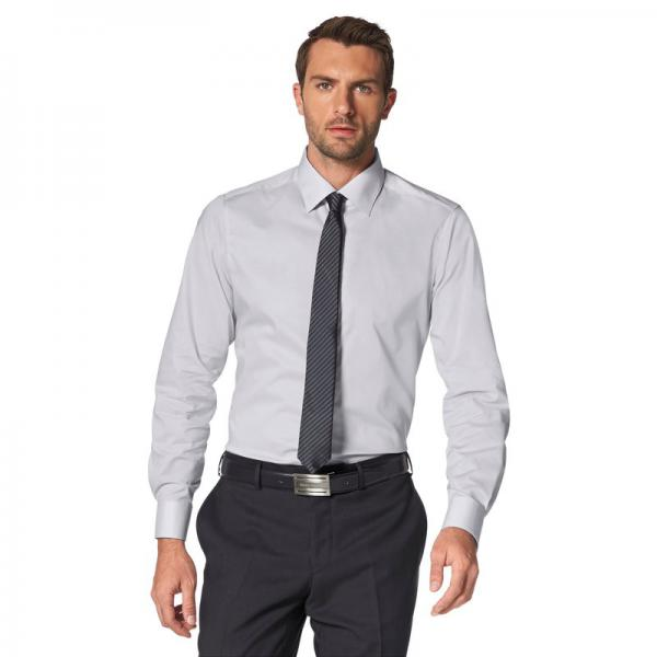 Chemise manches longues homme Bruno Banani - Gris 3 SUISSES Homme