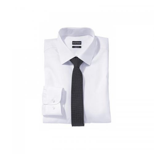 Chemise manches longues homme Bruno Banani - Blanc 3 Suisses