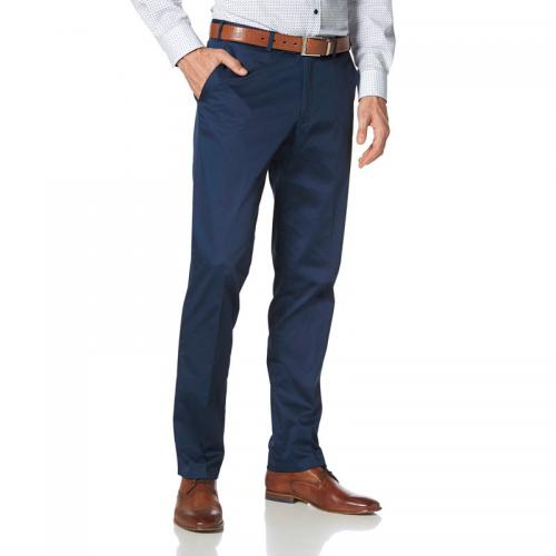 3 Suisses - Pantalon de costume Bruno Banani « New York » homme - Bleu Royal 9edad6fa1c16
